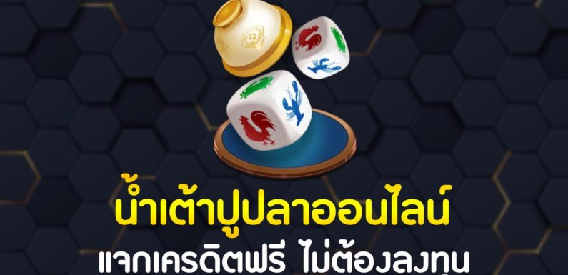 เกมน้ำเต้าปูปลา เกมคาสิโนที่สนุกทุกโอกาสไม่พลาดกับรายได้ ที่เงินดีและกำไรงาม
